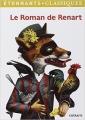 Couverture Le roman de Renart / Roman de Renart Editions Flammarion (GF - Etonnants classiques) 2008