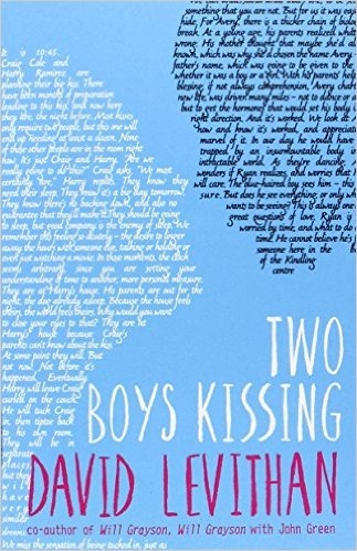 Couverture Two Boys Kissing