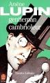 Couverture Arsène Lupin gentleman cambrioleur Editions Le Livre de Poche 1991