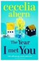 Couverture L'année où je t'ai rencontré Editions HarperCollins 2015