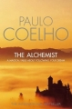 Couverture L'alchimiste Editions HarperCollins 2002