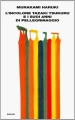 Couverture L'incolore Tsukuru Tazaki et ses années de pèlerinage Editions Einaudi 2013