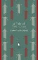 Couverture Un conte de deux villes Editions Penguin books (English library) 2012