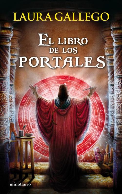Couverture El libro de los portales