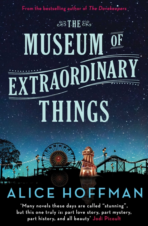 Couverture The museum of extraordinary things