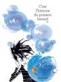 Couverture C'est l'histoire du poisson bavard Editions Seuil (Jeunesse) 2015