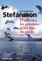 Couverture D'ailleurs, les poissons n'ont pas de pieds Editions Gallimard  (Du monde entier) 2015