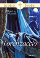 Couverture Lorenzaccio Editions Hachette (Biblio lycée) 2004