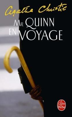 Couverture Mr Quinn en voyage