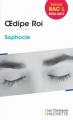 Couverture Oedipe roi Editions Hachette (Les Classiques) 2015