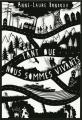 Couverture Tant que nous sommes vivants Editions France Loisirs 2014