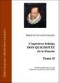 Couverture Don Quichotte, tome 2 Editions Ebooks libres et gratuits 2008