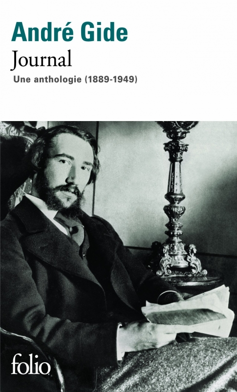 Couverture Journal : une anthologie (1889 - 1949)