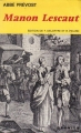 Couverture Histoire du chevalier Des Grieux et de Manon Lescaut / Manon Lescaut Editions Garnier frères - Edito service 1965