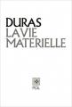 Couverture La vie matérielle Editions P.O.L 1987