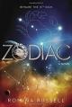 Couverture Zodiaque (Russell), tome 1 : Méfiez-vous du treizième signe Editions Razorbill 2014