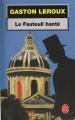 Couverture Le fauteuil hanté Editions Le Livre de Poche 1965