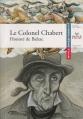 Couverture Le colonel Chabert Editions Hatier (Classiques & cie) 2005
