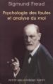 Couverture Psychologie des masses et analyse du moi Editions Payot (Petite bibliothèque) 2012