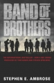 Couverture Frères d'armes : Band of brothers Editions Pocket Books 2001