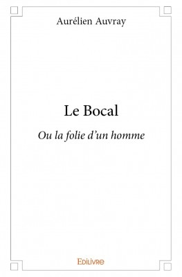 Couverture Le Bocal
