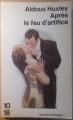 Couverture Après le feu d'artifice Editions 10/18 (Domaine étranger) 1981