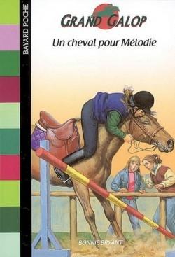 Couverture Un cheval pour Mélodie