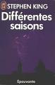 Couverture Différentes Saisons Editions J'ai Lu (Epouvante) 1989