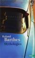 Couverture Mythologies Editions Points (Essais) 2014