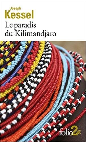 Couverture Le paradis du kilimandjaro