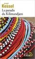 Couverture Le paradis du kilimandjaro Editions Folio  (2 €) 2015