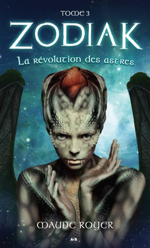 Couverture Zodiak, tome 3 : La Révolution des Astres