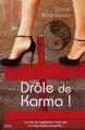 Couverture Drôle de Karma Editions City 2014