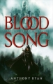 Couverture Blood Song, tome 1 : La voix du sang Editions France Loisirs 2015
