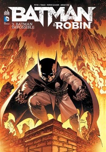 Couverture Batman & Robin (Renaissance), tome 3 : Batman impossible