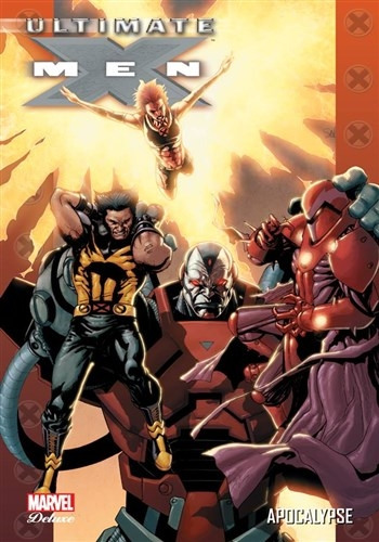 Couverture Ultimate X-Men, tome 09 : Apocalypse