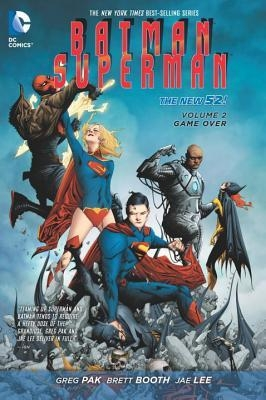 Batman Superman Renaissance Book 2 Game Over Livraddict