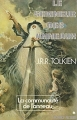 Couverture Le Seigneur des Anneaux, tome 1 : La communauté de l'anneau / La fraternité de l'anneau Editions France Loisirs (Science fiction) 1983