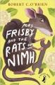 Couverture Frisby et le secret de Nimh Editions Puffin Books 2014