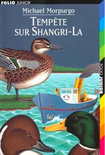 Couverture Tempête sur Shangri-La