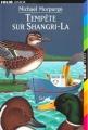 Couverture Tempête sur Shangri-La Editions Folio  (Junior) 2001
