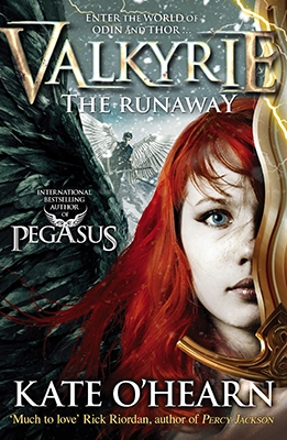 Couverture Valkyrie (O'Hearn), book 2: The Runaway