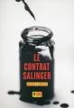 Couverture Le contrat Salinger Editions Super 8 2015