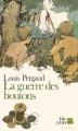 Couverture La guerre des boutons Editions Folio  (Junior) 1981
