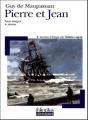 Couverture Pierre et  Jean Editions Folio  (Plus classiques) 2005