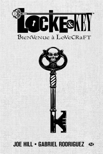 Couverture Locke & Key, tome 1 : Bienvenue à Lovecraft