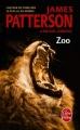 Couverture Zoo Editions Le Livre de Poche (Thriller) 2015