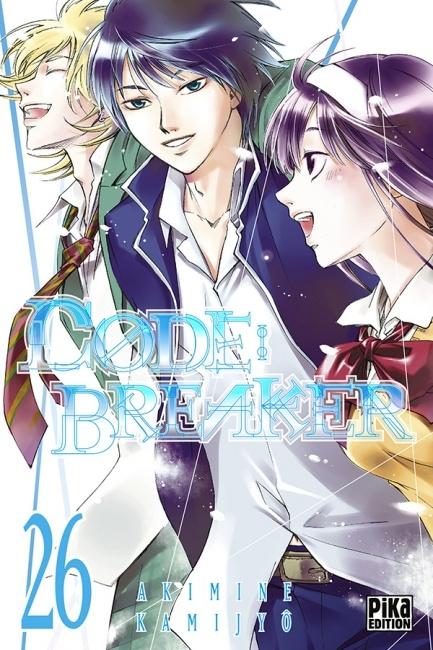 Couverture Code : Breaker, tome 26