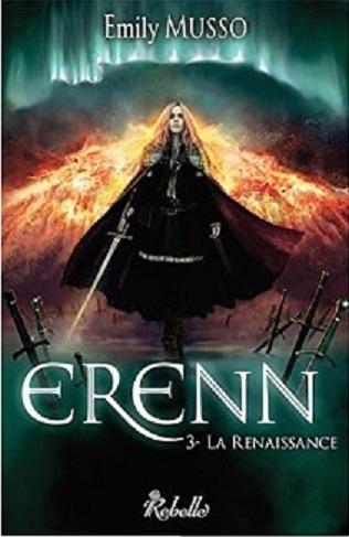 Couverture Erenn, tome 3 : La Renaissance