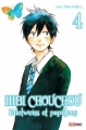 Couverture Hibi Chouchou : Edelweiss et papillons, tome 04 Editions Panini 2015